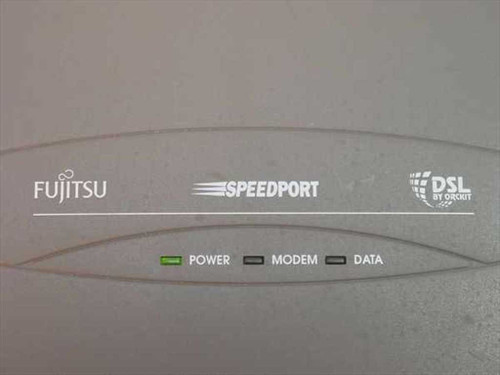 Fujitsu ORfast-R3-A-SA-Br-POTS-US FC9660RA12 Speed Port DSL Modem - - AS IS
