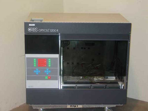 Charles River Biotechnical 5200R CRBS Opticell Cell Culture System -AS-IS