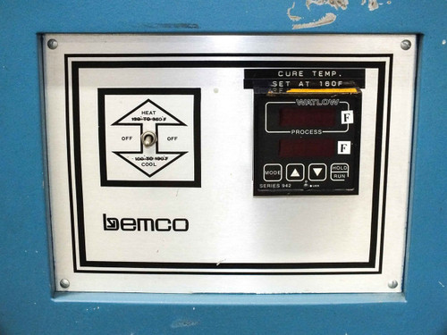 Bemco FB1.5V Environmental Chamber 1.5 Cu Ft -100~350°F - As Is / For Parts