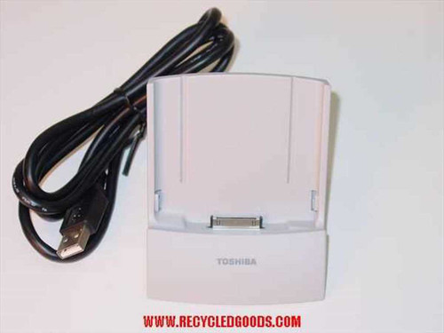 Toshiba PA3147U-1DST USB Cradle for e570 Pocket PC - VINTAGE