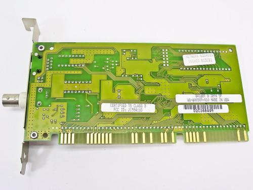 SMC ISA Ethernet RJ45/BNC 61-600509-010
