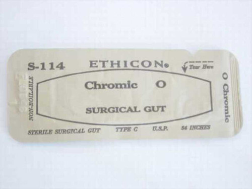 Ethicon S-114  Suture, Absorbable 6515-616-9449