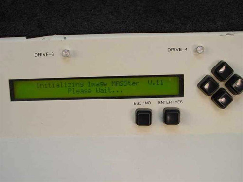 ICS FG-0001-008A Image MASSter 1000 IDE - Doesn't Initialize - As Is / For Parts