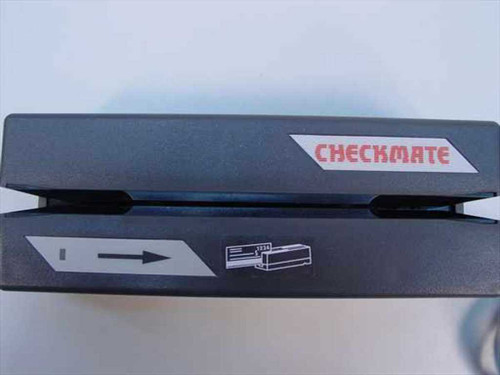 Checkmate CMR431 Check Reader with Power Supply Cable - As Is
