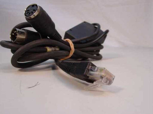 Symbol  LT 1880 Adapter Cable For IBM AT/XT 25-09212-01