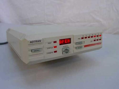 Adtran DSU II AR Adtran DSU II AR - J131C - RS-232 Port and 1 Telco Port - AS IS