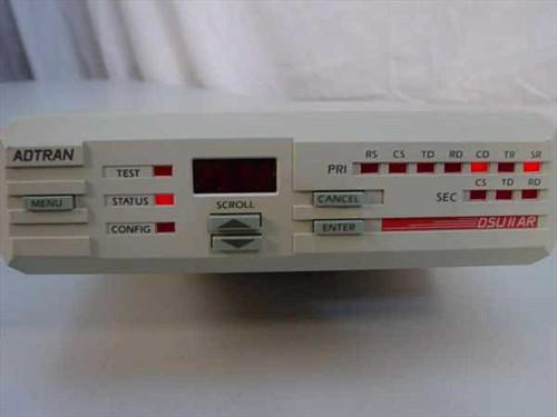 Adtran DSU II AR  Adtran DSU II AR - J131C - AS IS
