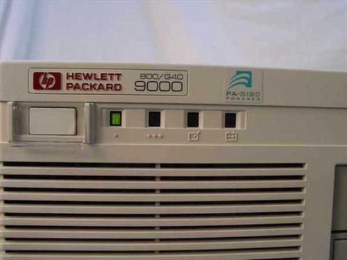 Hewlett Packard A2435A Hewlett Packard 800/G40 PA-RISC 9000 Server AS-IS