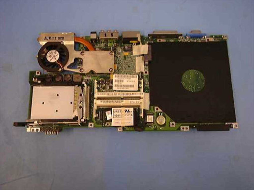 Toshiba Satellite 1105 System Board Defective for Parts K000834560 - AS IS