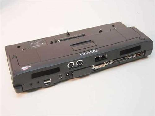 Toshiba Advanced Port Replicator II - No A/C Adapter (PA3082U-2PRP)