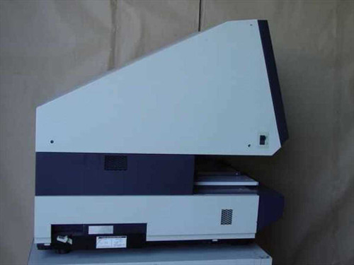 Minolta RP 505  Microfiche Reader-printer w/Film Roll Carrier - AS IS