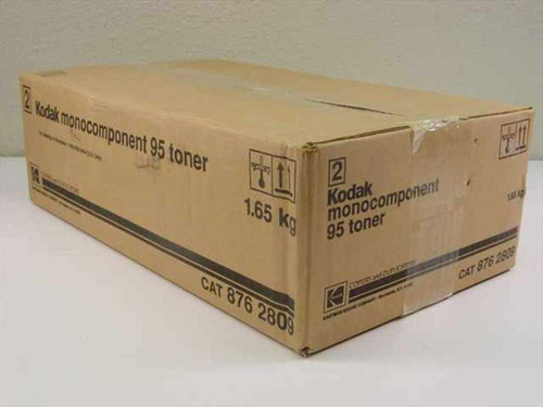 "Kodak Monocomponent 95  Cat 876 2809 For Ektaprint 95 ""OEM"""