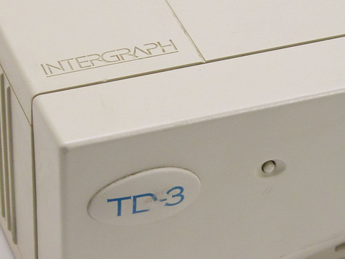 Intergraph E74G40C20 TD-3 Desktop Computer - Vintage - As Is
