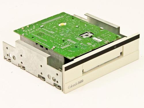 Colorado 6000-0023 Jumbo 1400 Internal Tape Drive - Vintage - As Is / Parts