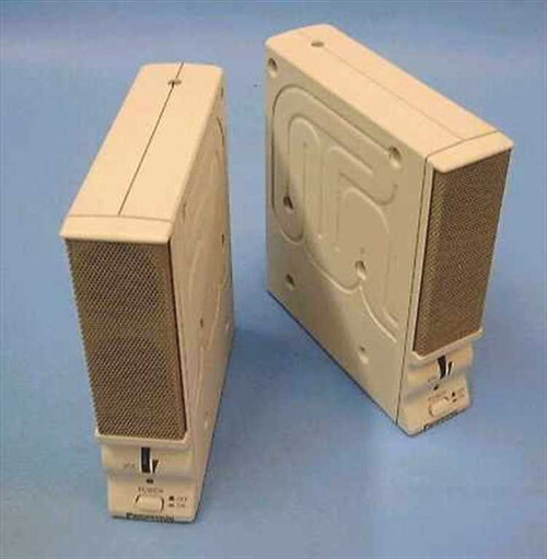 Panasonic EAB401P Pair of Powered Multimedia Speakers - No AC Adapter or Cables