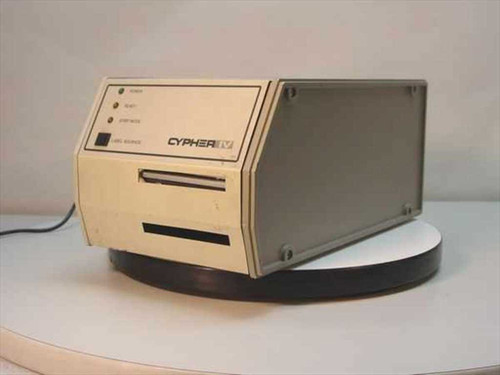 DH Print 546 Cypher IV / Aedex Thermal Label Printer - As Is / For Parts