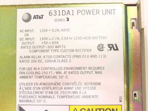AT&T 631DA1  Power Unit Series 3