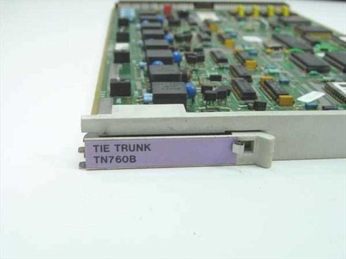 ATT Lucent Avaya TN760B 4 Port Tie Trunk
