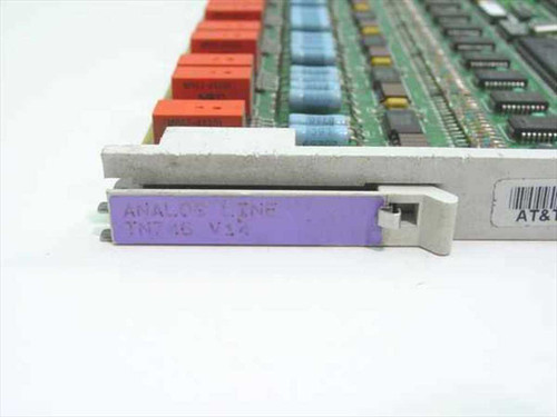 ATT Lucent Analog Card TN745