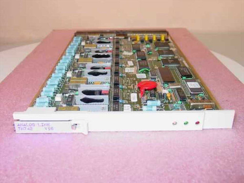 ATT Lucent TN742  8 Port Analog Card (V16)