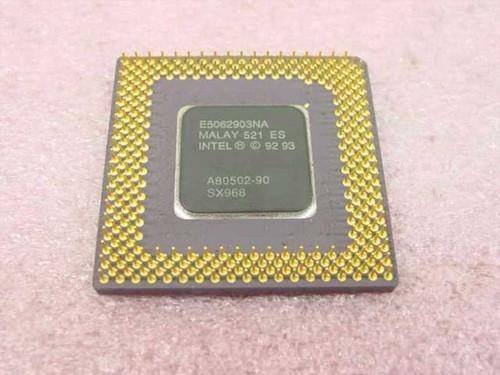 Intel SX968  P1 90Mhz Processor - A80502-90