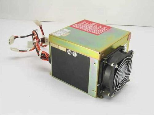 Zenith ZDS 234-850 Power Supply for ZFX-0248 Desktop Computer 115/230VAC
