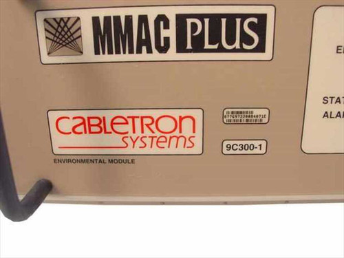 Cabletron 9C300-1  Smart Switch 9000 Environmental Modual