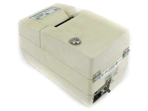 Ithaca 061057 PCOS Receipt Printer with Ink Ribbon + Head - Tested GOOD - As Is