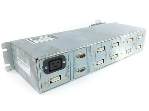 Sherwood 300-1290-03 Model 10 Sun Server Power Sequencer 200-240VAC 47/64Hz 24A