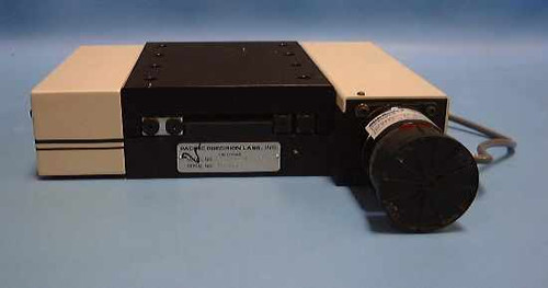Heidenhain 311/10 Linear Encoder with Pacific Precision ST-SLO4-R-PO25 JMAR