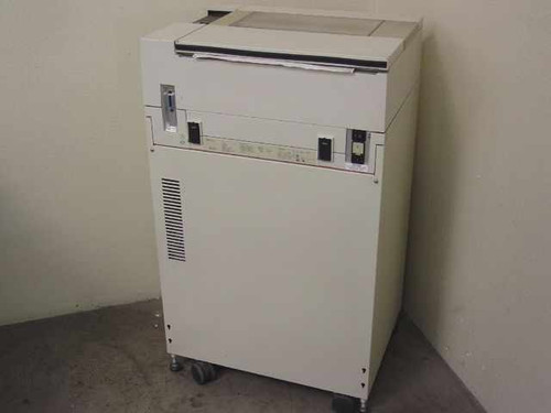 HP 2300 Line printer 840L LPM w Cabinet -AS-IS Errors/No Display Panel (C2354A)