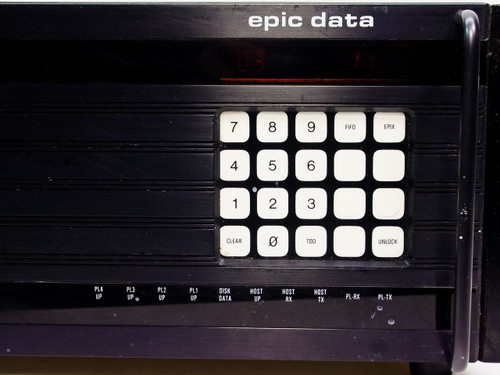 Epic Data Inc. Controller 1648-93