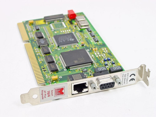 Madge 152-047-06  Smart 16/4 AT PLUS Ringnode Network Card