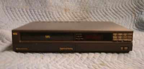 NEC PV-1300A Video Cassette Recorder - AS IS Parts Unit