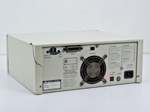 """HP 9144A  1/4"""" Tape Drive - AS-IS"""