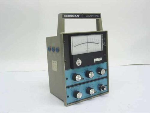 Beckman pH Meter Portable pH & O2 Meter. No probe. 123303 - AS IS