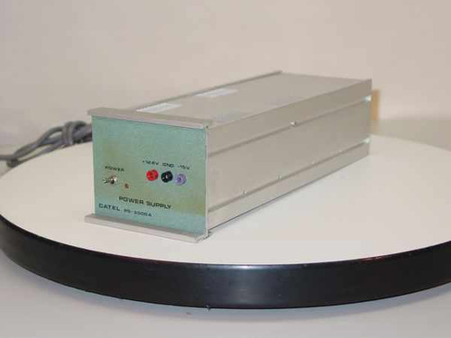 Catel Power Supply for Catel Video Modulator PS-2500A - AS IS