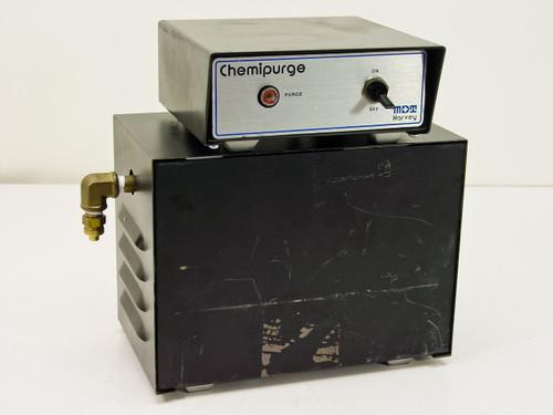 MDT Harvey Model 5-6 Chemipurge Pump for Chemical Autoclave - Power Wires Cut