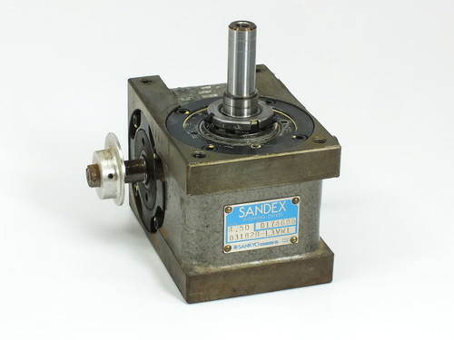 Sandex 4.5D 03182R-L3VW1 Rotary Indexing Drive 360° to 120° Oscillation 700RPM