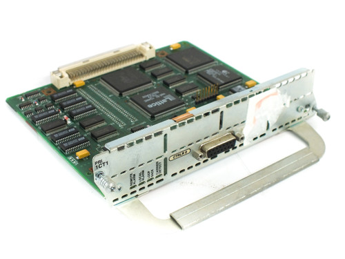 Cisco PRI 1CT1 1-Port T1/ISDN PRI Network Module for Series 2600 Routers