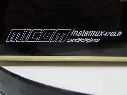 Micom Micom Instamux 470 Local Multiplexor (478)