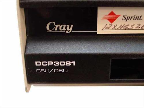 Datatel Cray Datatel standalone CSU/DSV 3081 DCP3081