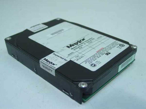 "Maxtor 7080SR 80MB 3.5"" 50-Pin SCSI Hard Drive w/ 3-Pin Power Connector - As Is"