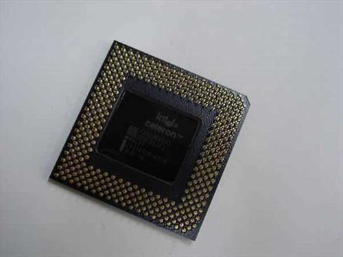 Intel SL3FZ Celeron 533MHz/66/128/2V