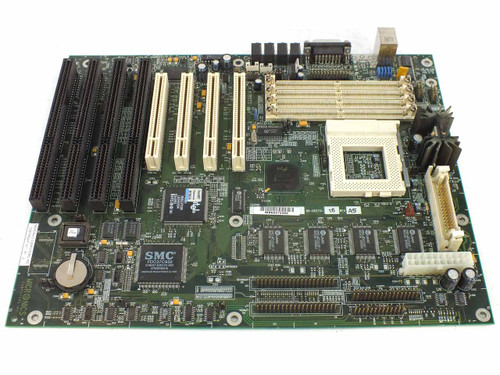 Micron M55Hi-Plus Socket 7 System Board with 16-Bit ISA and PCI - 09-00273-26