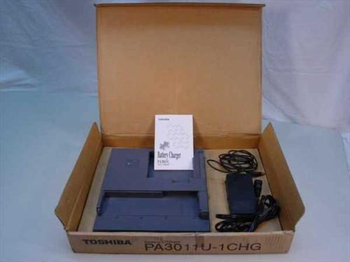 Toshiba Tecra 8100 Battery Charger w/ PA 2450U AC Adapter PA3011U-1CHG