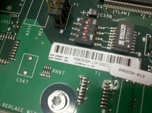 Compaq 283957-001 Deskpro 4000 PII System Board with 12K Cache