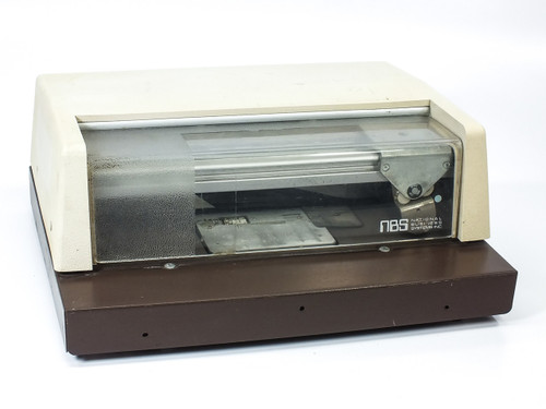 National Business Systems NBS Model 306 Machine 306 - AS IS
