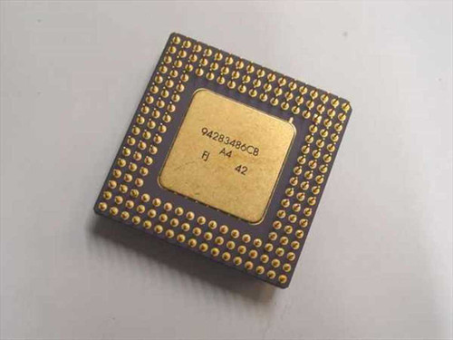 Intel SZ904 486 Overdrive Processor - DX20DPR66