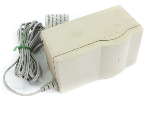 Apple M8010 StyleWriter Power Supply - 9VDC 1.5A AC Adapter